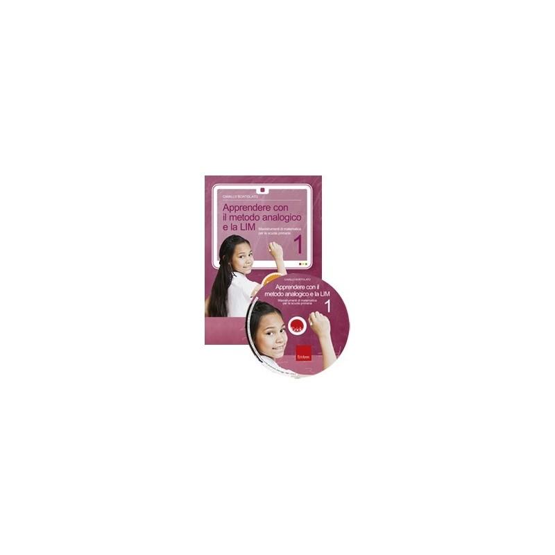 Apprendere Con Il Metodo Analogico E La Lim 1 Kit Cd Rom Libro
