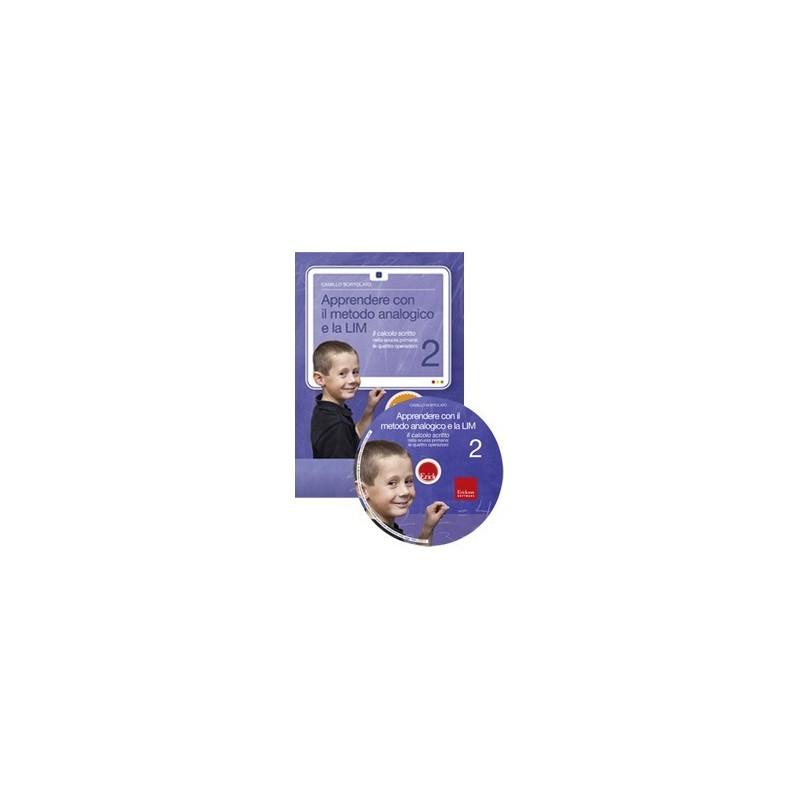 Apprendere con il metodo analogico e la LIM 2 (KIT: CD-ROM + libro)