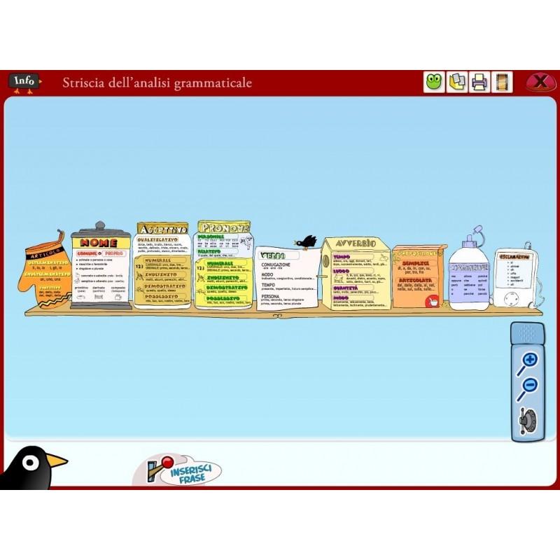 Analisi Grammaticale E Logica Con La Lim Kit Cd Rom Libro
