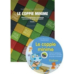 Le coppie minime (KIT: libro + CD-ROM)