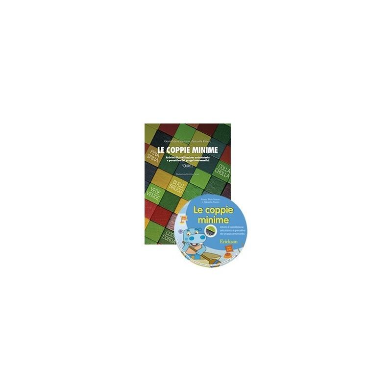 Le coppie minime (KIT: libro + CD-ROM)