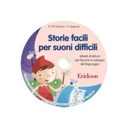 Storie facili per suoni difficili (CD-ROM)
