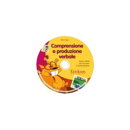 Comprensione e produzione verbale (CD-ROM)