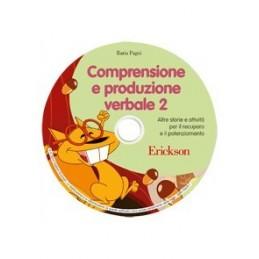 Comprensione e produzione verbale 2 (CD-ROM)
