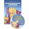 Difficoltà articolatorie e fonologiche (KIT: Libro + CD-ROM)