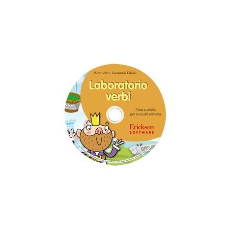 Laboratorio verbi (CD-ROM)