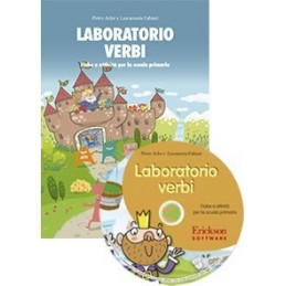 Laboratorio verbi (KIT: libro + CD-ROM)