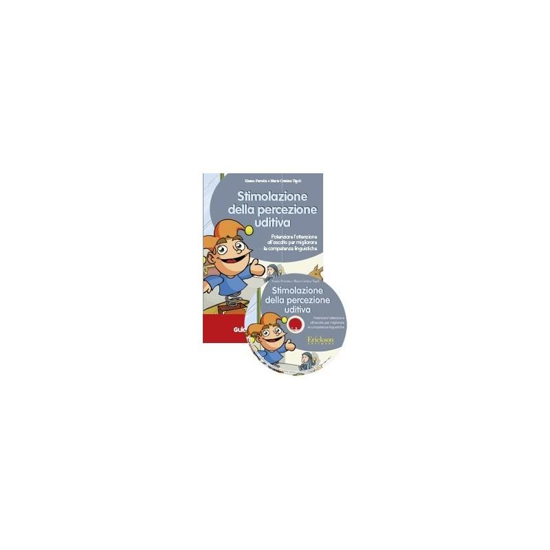 Stimolazione della percezione uditiva (KIT: CD-ROM + libro)