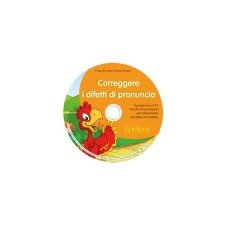 Correggere i difetti di pronuncia (CD-ROM)