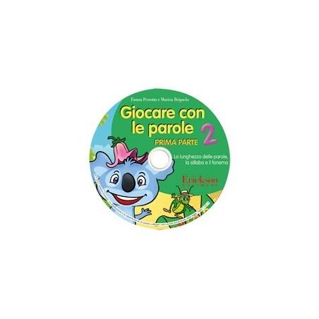 Giocare con le parole 2 - Prima parte (CD-ROM)