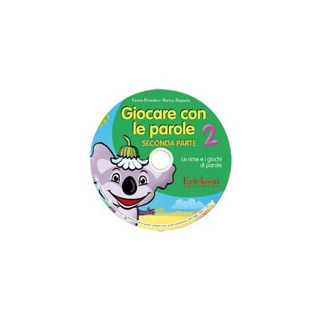 Giocare con le parole 2 - Seconda parte (CD-ROM)