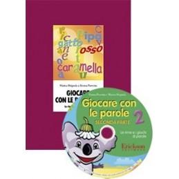 Giocare con le parole 2 - SECONDA PARTE (KIT: CD-ROM + libro)