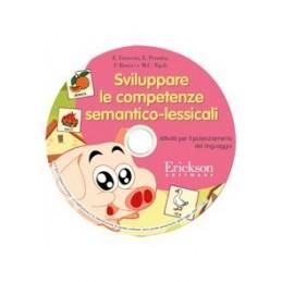 Sviluppare le competenze semantico-lessicali (CD-ROM)