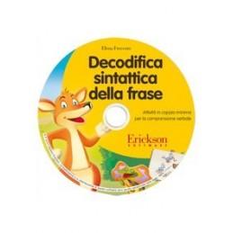 Decodifica sintattica della frase (CD-ROM)