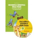 Decodifica sintattica della frase (KIT: CD-ROM + libro)