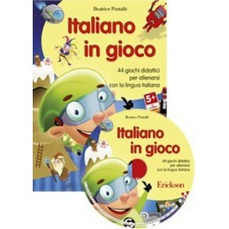 Italiano in gioco (KIT: Libro + CD-ROM)