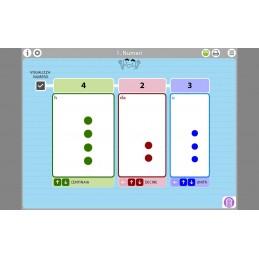 I numeri e le 4 operazioni con la LIM (KIT: CD-ROM + libro)