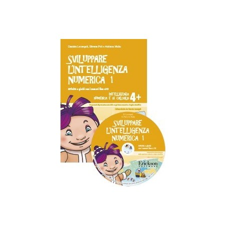 Sviluppare l'intelligenza numerica 1 (KIT: CD-ROM + libro)