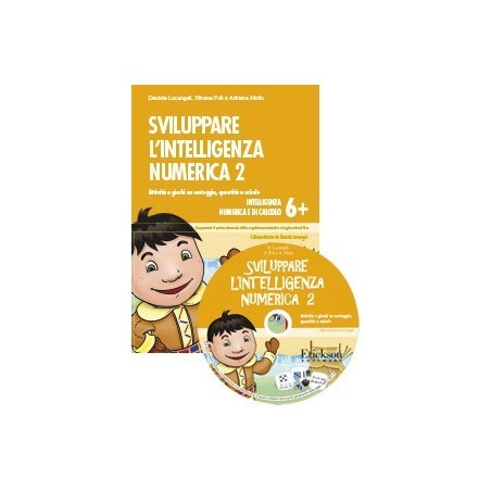 Sviluppare l'intelligenza numerica 2 (KIT: CD-ROM + libro)