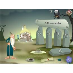 Prepararsi ai problemi aritmetici di scuola secondaria (KIT: CD-ROM + libro)