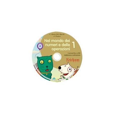 Nel mondo dei numeri e delle operazioni 1 (CD-ROM)