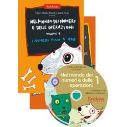 Nel mondo dei numeri e delle operazioni 1 (KIT: 2 libri + CD-ROM)
