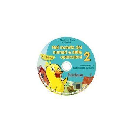 Nel mondo dei numeri e delle operazioni 2 (CD-ROM)