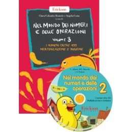 Nel mondo dei numeri e delle operazioni 2 (KIT: Libro + CD-ROM)