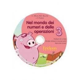 Nel mondo dei numeri e delle operazioni 3 (CD-ROM)