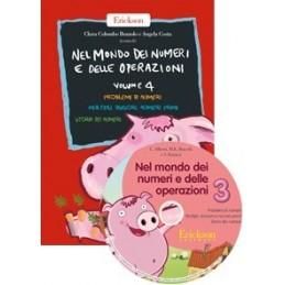 Nel mondo dei numeri e delle operazioni 3 (KIT: CD-ROM + libro)