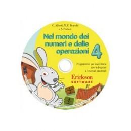 Nel mondo dei numeri e delle operazioni 4 (CD-ROM)