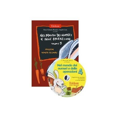 Nel mondo dei numeri e delle operazioni 4 (KIT: libro + CD-ROM)