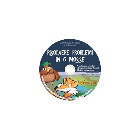 Risolvere problemi in 6 mosse (CD-ROM)