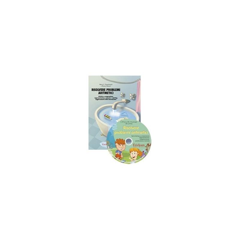 Risolvere problemi aritmetici (KIT: Libro + CD-ROM)