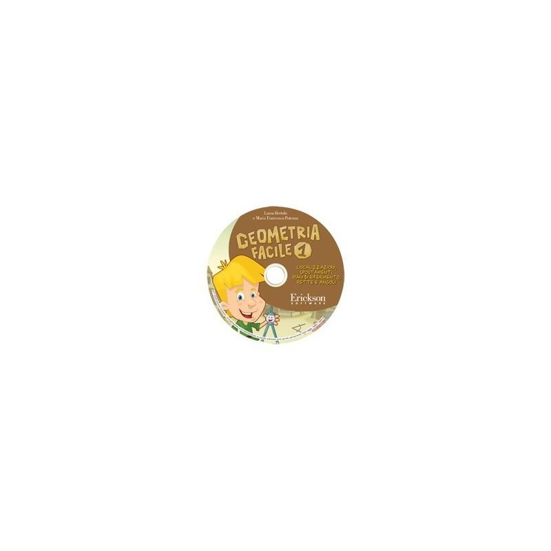 Geometria facile 1 (CD-ROM)