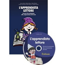 L'apprendista lettore (KIT: libro + CD-ROM)
