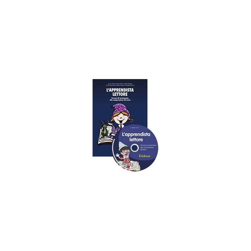 L'apprendista lettore (KIT: libro + CD-ROM)