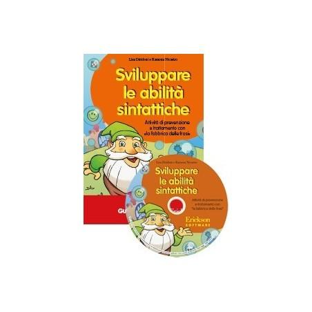 Sviluppare le abilità sintattiche (KIT: libro + CD-ROM)