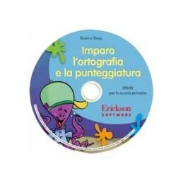 Imparo l'ortografia e la punteggiatura (CD-ROM)