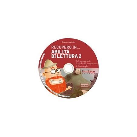 RECUPERO IN... Abilità di lettura 2 (CD-ROM)