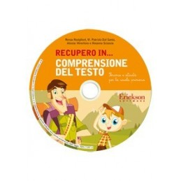RECUPERO IN... Comprensione del testo (CD-ROM)