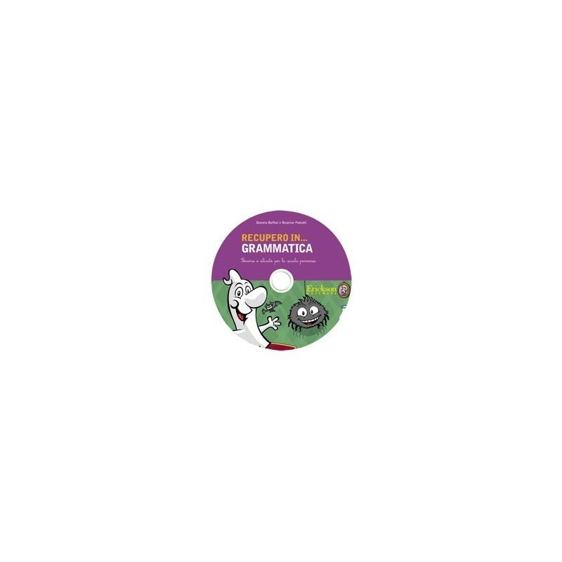 RECUPERO IN... Grammatica (CD-ROM)