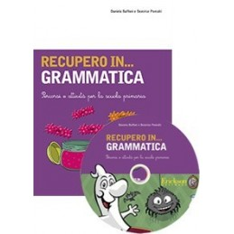 RECUPERO IN... Grammatica (KIT CD-ROM + libro)
