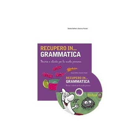 RECUPERO IN... Grammatica (KIT CD-ROM + libro)