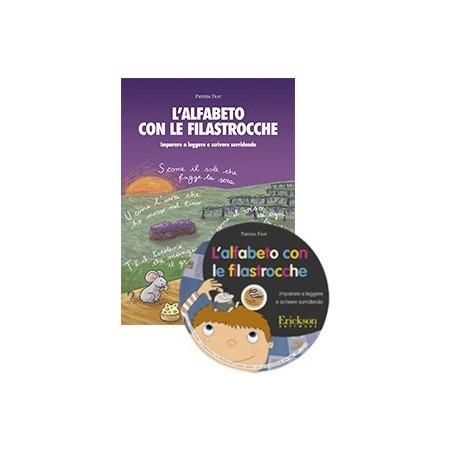 L'alfabeto con le filastrocche (KIT: CD-ROM + libro)