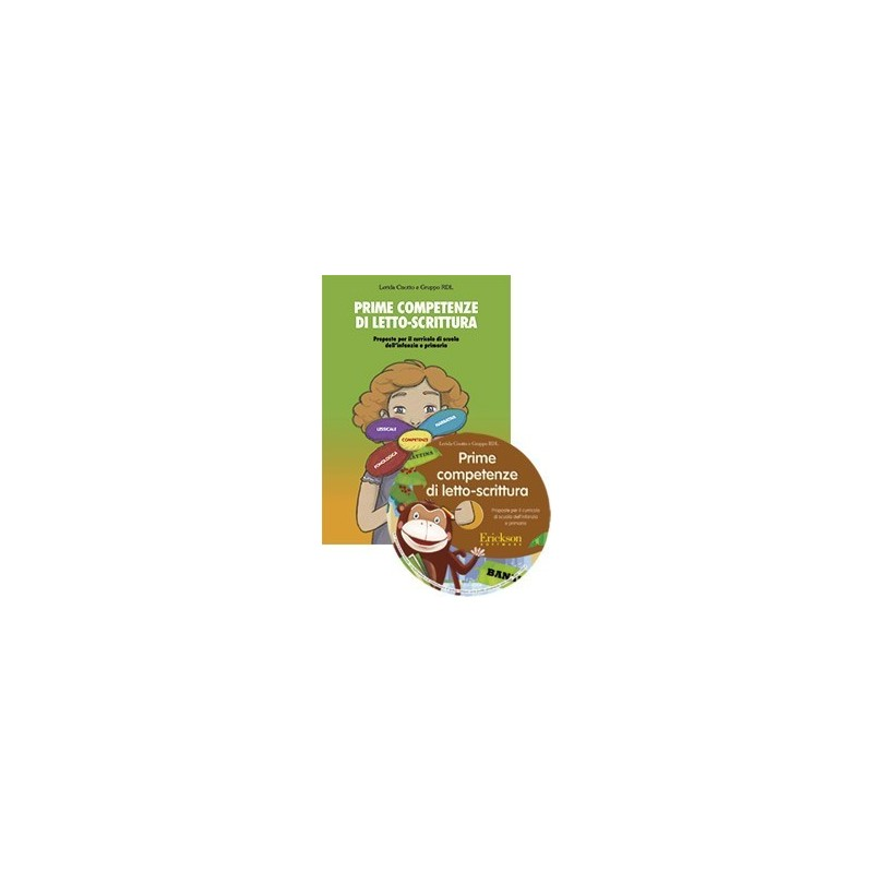 Prime competenze di letto-scrittura (CD-ROM)