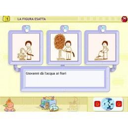 Primi esercizi di lettura (KIT: Libro + CD-ROM)
