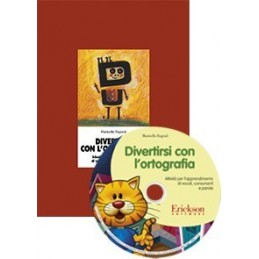 Divertirsi con l'ortografia (KIT: Libro + CD-ROM)
