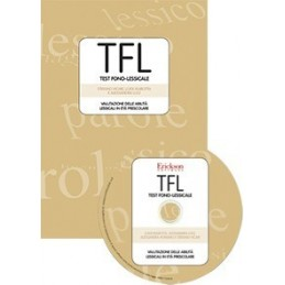 TFL-Test Fono-Lessicale (KIT: Libro + CD-ROM)