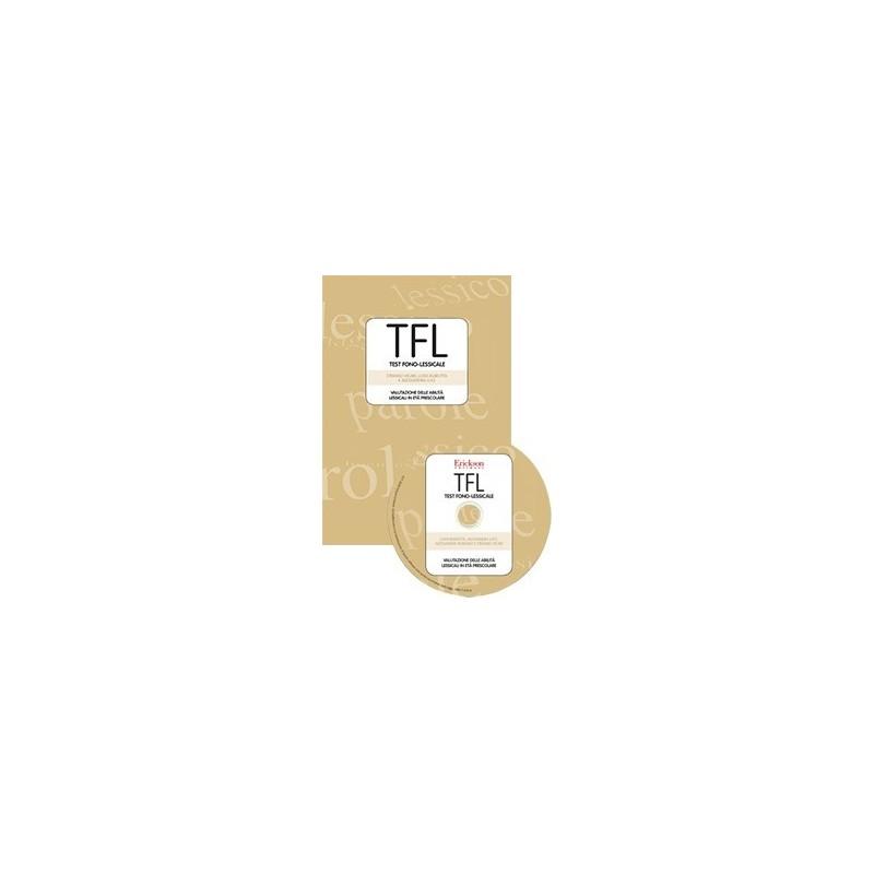 TFL-Test Fono-Lessicale (KIT: Libro + CD-ROM)